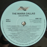Maria Callas : The Maria Callas Collection (2xLP, Comp, Mono)