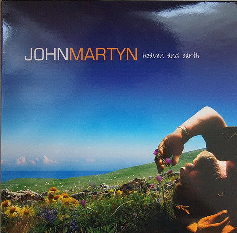 John Martyn : Heaven And Earth (LP, Album, 180)