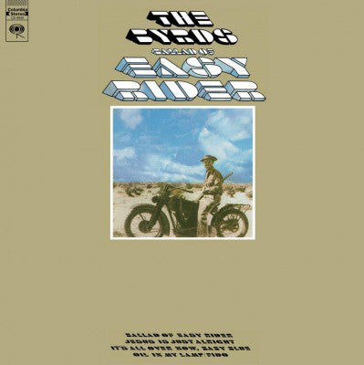 The Byrds : Ballad Of Easy Rider (LP, Album, RE, 180)