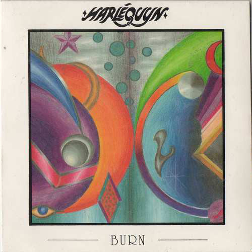 "Harlequyn : Burn (7"")"