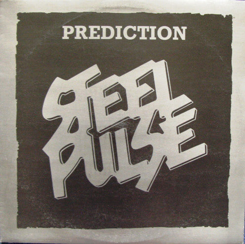 "Steel Pulse : Prediction (12"", Ltd)"