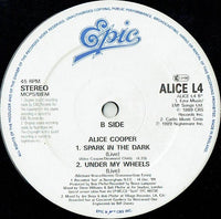 "Alice Cooper (2) : House Of Fire (12"", Single, Pos)"