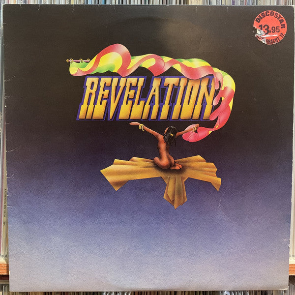 Revelation (8) : Book Of Revelation (LP, Album, Cle)