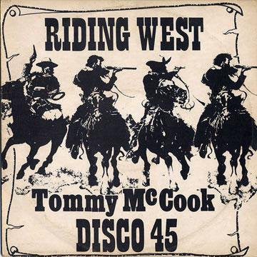 "Tommy McCook : Riding West (12"")"