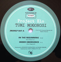 Tumi Mogorosi : Project Elo (LP)