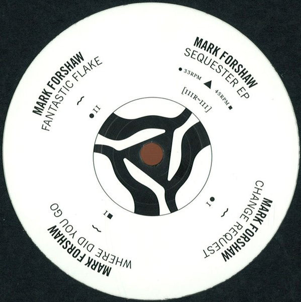"Mark Forshaw : Sequester EP (12"", EP)"