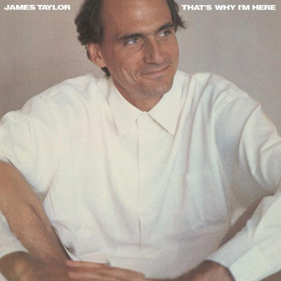 James Taylor (2) : That's Why I'm Here (LP, RE, RM, 180)