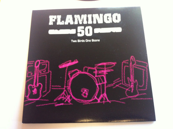 "Flamingo 50 : Two Birds One Stone (7"", EP)"