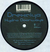 "Drexciya : Hydro Doorways (12"")"