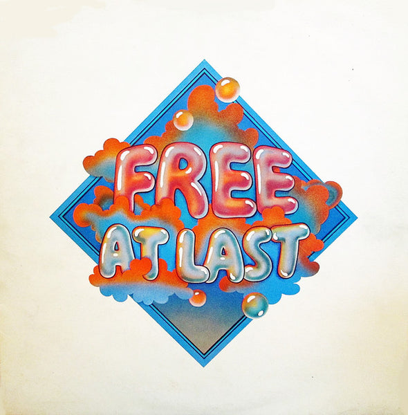 Free : Free At Last (LP, Album, RE)