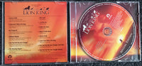 Elton John, Tim Rice, Hans Zimmer : The Lion King (Original Motion Picture Soundtrack) (Special Edition) (CD, Album, RE, S/Edition)