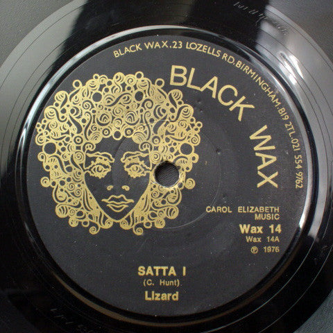 "Lizard* : Satta I / I And Eye (7"")"