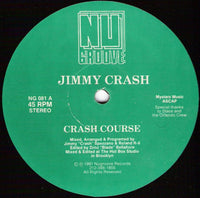"Jimmy Crash : Crash Course (12"")"