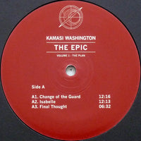 Kamasi Washington : The Epic (3xLP, 180 + Box, Album)