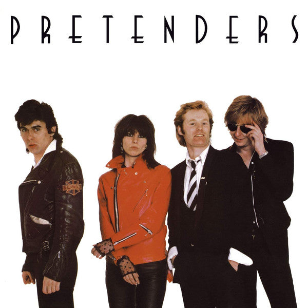 The Pretenders : Pretenders (LP, Album, RE, 180)