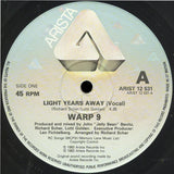 "Warp 9 : Light Years Away (12"")"