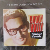 Buddy Holly : The Legend Raves On (2xCD, Comp)