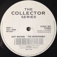 Soft Machine : The Untouchable (2xLP, Comp)