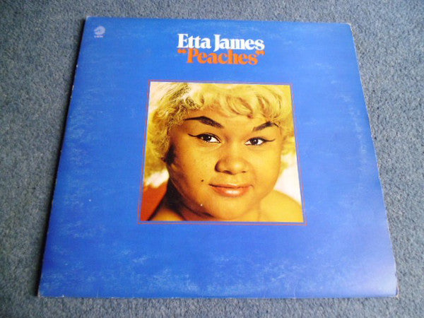 Etta James : Peaches (2xLP, Comp)