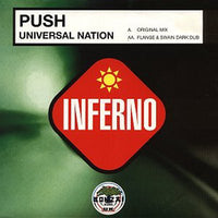 "Push : Universal Nation (12"")"