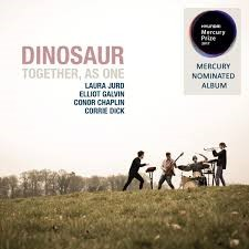 Dinosaur (7) : Together, As One (CD, Album)