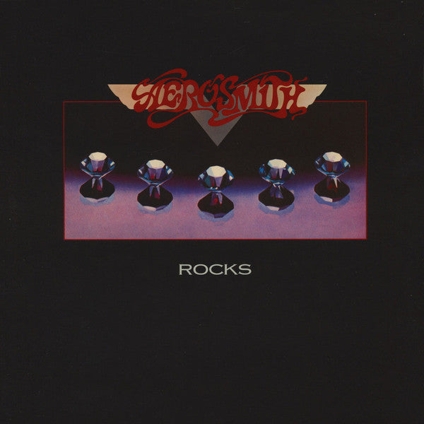 Aerosmith : Rocks (LP, Album, RE, RM, 180)