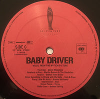 Various : Baby Driver (Music From The Motion Picture) (2xLP, Comp)