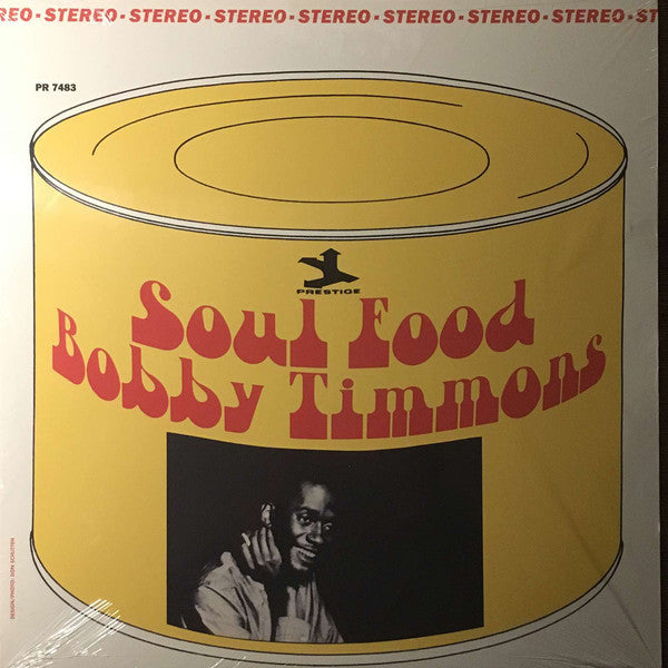 Bobby Timmons : Soul Food (LP, Album, RE)