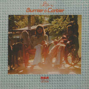 Burnier & Cartier : Burnier & Cartier (LP, Album, RE)