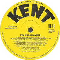 Various : For Dancers Also (LP, Comp, Mono)