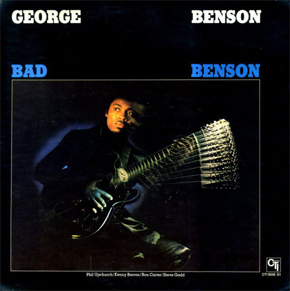 George Benson : Bad Benson (LP, Album, San)