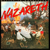 Nazareth (2) : Malice In Wonderland (LP, Album)