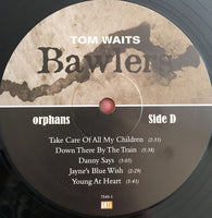 Tom Waits : Bawlers (2xLP, Album, RE, RM, 180)