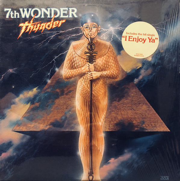 7th Wonder : Thunder (LP, Album)