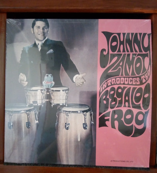 Johnny Zamot : Introduces The Boogaloo Frog (LP, Album, RE)