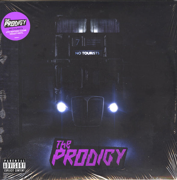The Prodigy : No Tourists (2xLP, Album, Ltd, Cle)