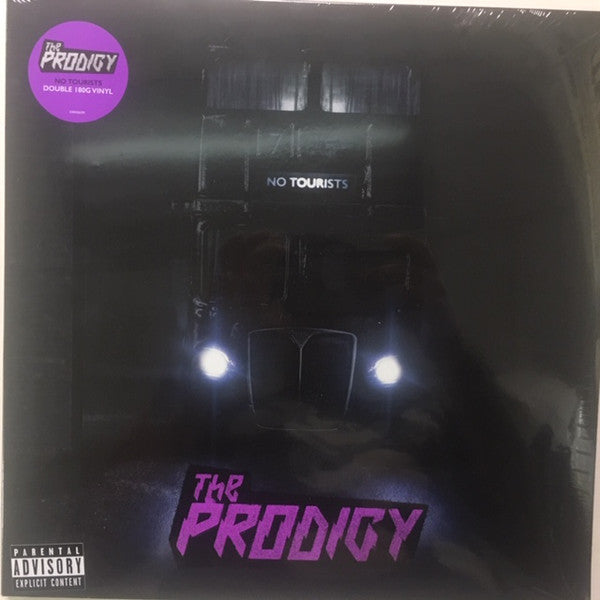 The Prodigy : No Tourists (2xLP, Album, 180)