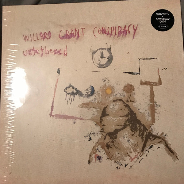 Willard Grant Conspiracy : Untethered (LP, Album)