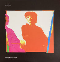 "John Foxx : Underpass (7"", Single, RE, Red)"