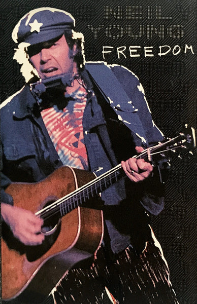 Neil Young : Freedom (Cass, Album, SR,)