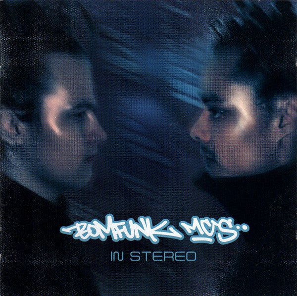 Bomfunk MC's : In Stereo (2xLP, Album)
