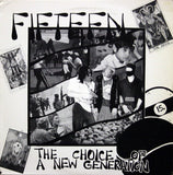 Fifteen : The Choice Of A New Generation (LP, Album)