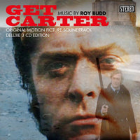 Roy Budd : Get Carter (Original Motion Picture Soundtrack) (3xCD, Comp, Dlx, RE)