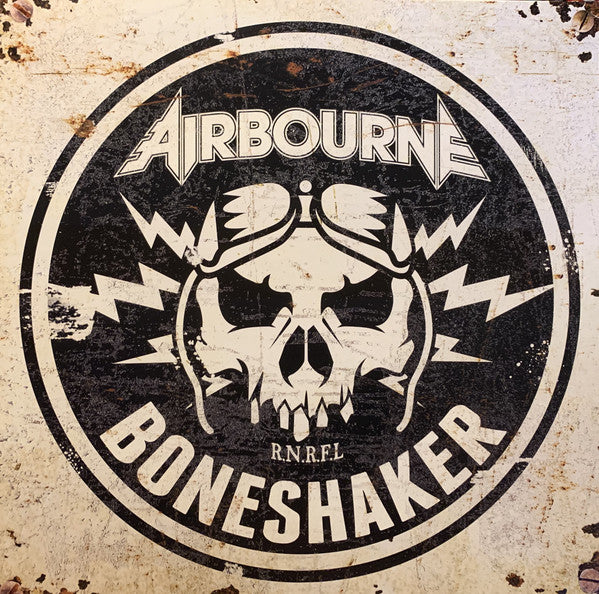 Airbourne : Boneshaker (LP, Album)