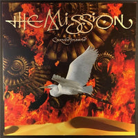 The Mission : Carved In Sand (LP, Album)
