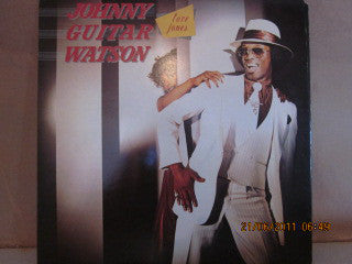 Johnny Guitar Watson : Love Jones (LP, Album)