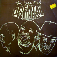 Oriental Brothers International : The best of Oriental Brothers International (LP, Comp)