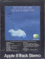 The Plastic Ono Band : Live Peace In Toronto 1969 (8-Trk, Album)