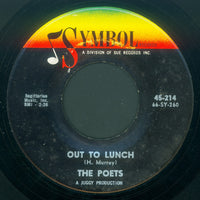 "The Poets (4) : She Blew A Good Thing / Out To Lunch (7"")"