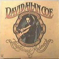 David Allan Coe : Longhaired Redneck (LP, Album)